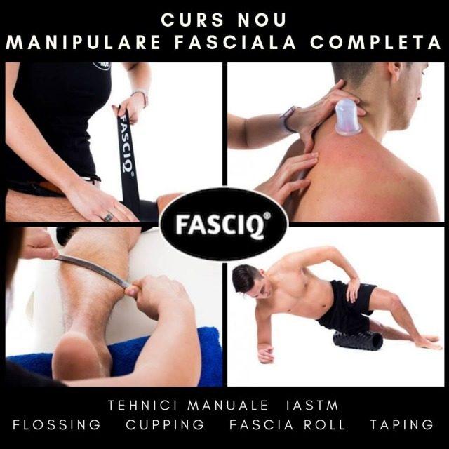 Fasciq - află totul despre manipularea fascială completă