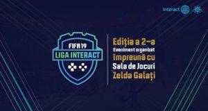 Liga Interact - Ediția a 2-a a celui mai iubit turneu de FIFA 19