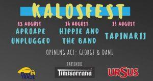 Kalofest - muzică live, de caliltate la Kalos Pub în Brăila