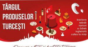 Mergi și tu la Târgul Produselor Turcești pentru noi experiențe culinare