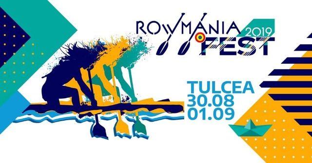 RowmaniaFEST 2019 - Tulcea, 30 august - 1 septembrie