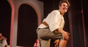 """""""Visul unei nopți de vară"""", regia: Eugen Gyemant la Teatrul Dramatic"""