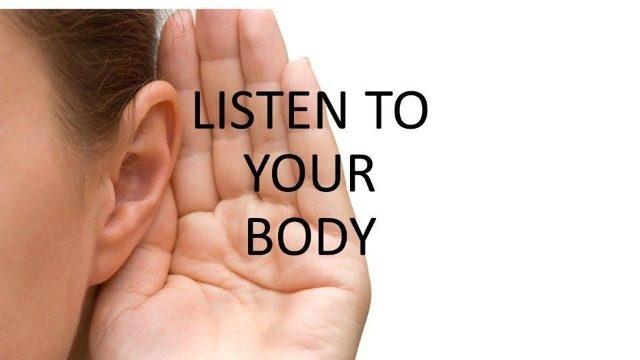 Hai și tu la un workshop interesant Învață să îți asculți corpul!