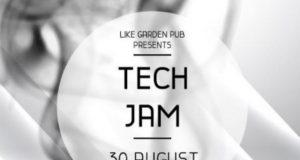 Tech Jam Party - muzica trance răsună în Like Garden Galați