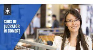 CCSE Galați vă invită la cursul de lucrător în comerţ
