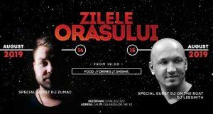 Party de Neuitat - Mergi și tu la zilele orașului Brăila