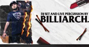 Billiarch vine în Club Infinity - Don't tell your Boyfriend National Tour