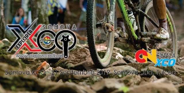 Explorer Somova XCO - Finala Cupei României 2019