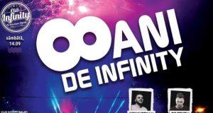 Club Infinity sărbătorește 8 ani de activitate și te invită la petrecere