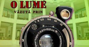 O lume văzută prin obiectivul aparatului foto - vernisaj la Muzeul de Istorie