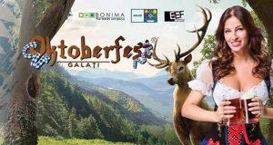 Oktoberfest Galați revine cu bere în ediție limitată și delicii bavareze