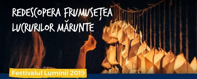 Organizația națională Cercetașii României vă invită la Festivalul Luminii