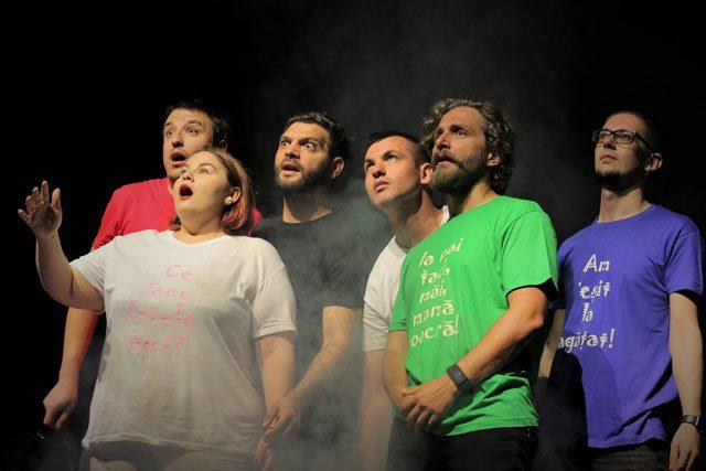 Premiera FLU FLU - un spectacol concert de Răzvan Clopoțel