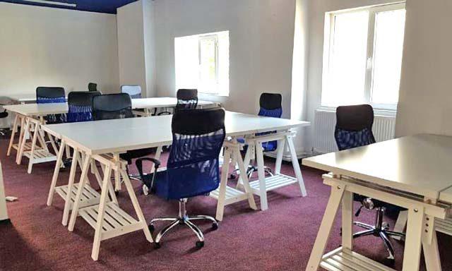 S-a deschis primul co-working space din Brăila: Workbar 410