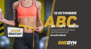 Încearcă și tu ABC class, un nou antrenament la OneGym!