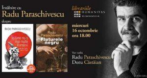 Întâlnire cu Radu Paraschivescu la Librăria Humanitas Galați