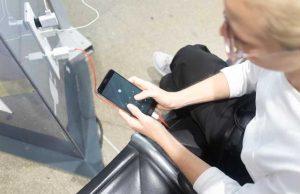 Unde vor fi amplasate încărcătoare stradale pentru telefoane în Galați