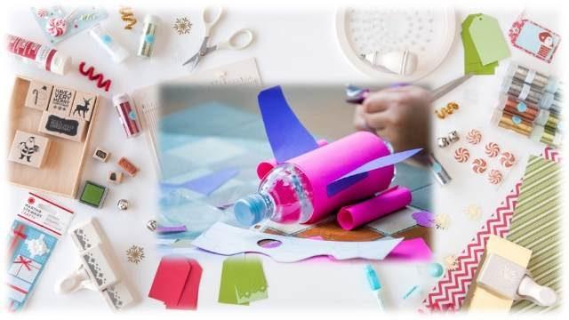 Dezvoltă imaginația copilului tău la programul: Craft în joacă
