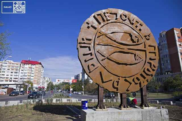Ce simbolizează noul sigiliu al orașului Galați: despre istorie și actualitate