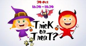 Pune-ți costumul și mergi la Halloween Party B'URSucel Art Studio