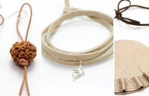 Atelier bijuterii din piele