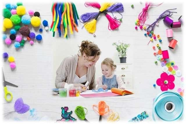 Atelier creativ recreativ Joacă-te cu mine la librăria Donaris