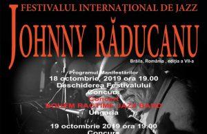 Festivalul Internațional de Jazz Johnny Răducanu între 18 și 20 octombrie