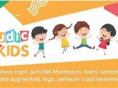 Mergi împreună cu copilul la - Atelier cu activitati Montessori