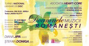 Turneul Doamnele muzicii românești