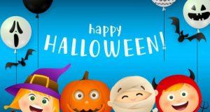 Halloween la Castel - o zi de joacă pentru copii și părinți