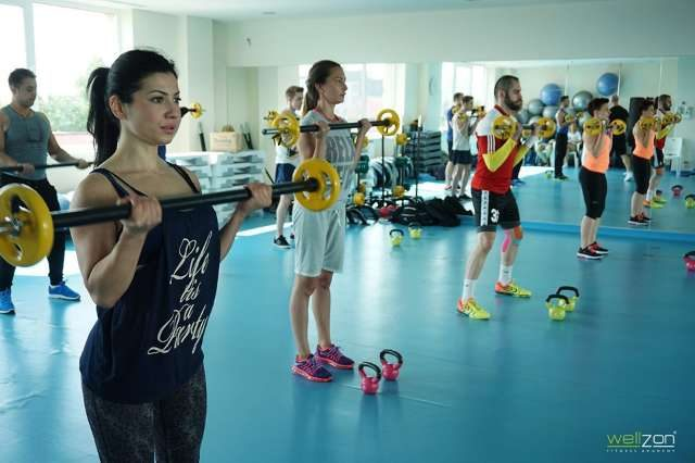 instructor fitness 9 noiembrie