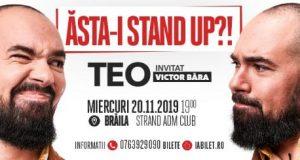 Ăsta-i Stand Up Teo