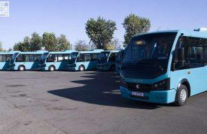 minibuze Transurb Galați