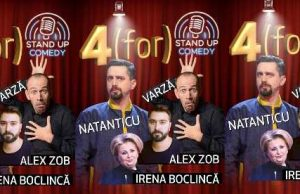 4 (FOR) Stand-up comedy