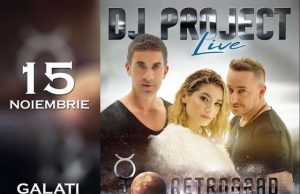 DJ Project Live Retrograd