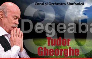 Degeaba 30 - Tudor Gheorghe