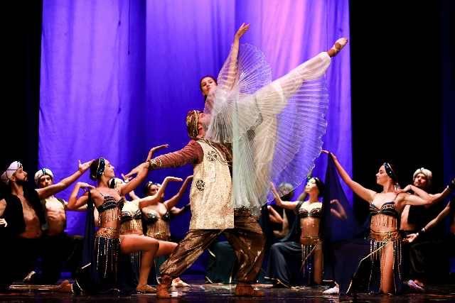 Poveste persană premieră balet