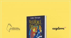 """librăria Donaris """"Vrajitorul dințos"""""""