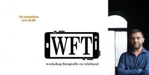 workshop de fotografie cu telefonul