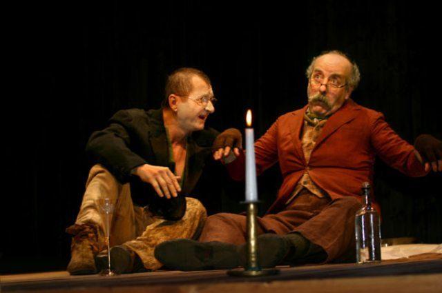 Măscăriciul - eveniment teatral suflet