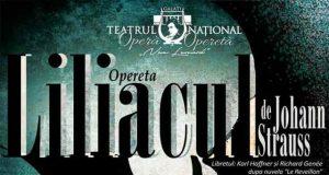 Opereta Liliacul Johann Strauss-fiul