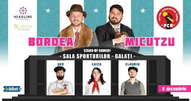 Stand-up Comedy - Bordea Micutzu
