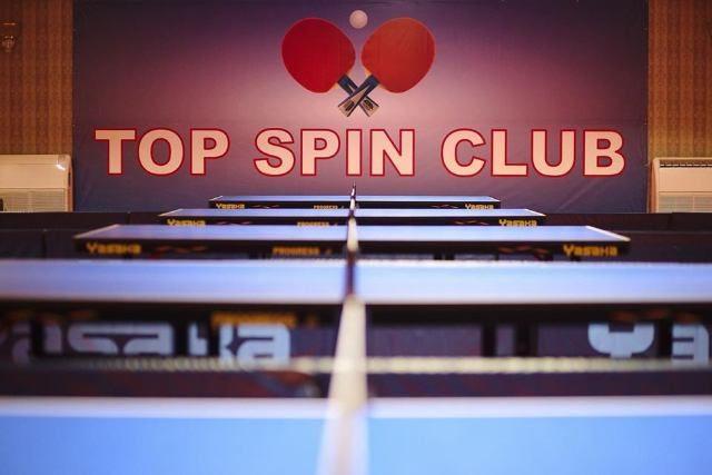 Turneu B - Top Spin Club