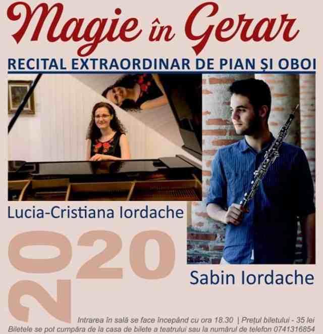 concert simfonic Magie în Gerar