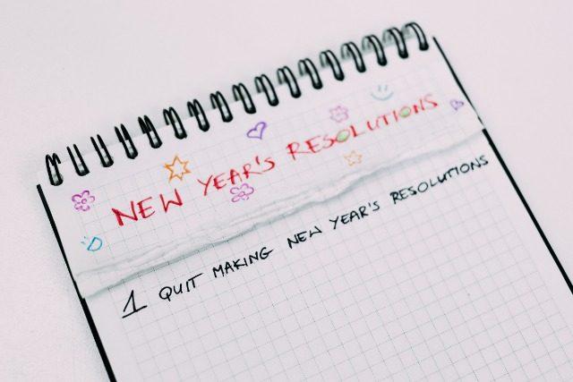Rezoluții pentru anul nou