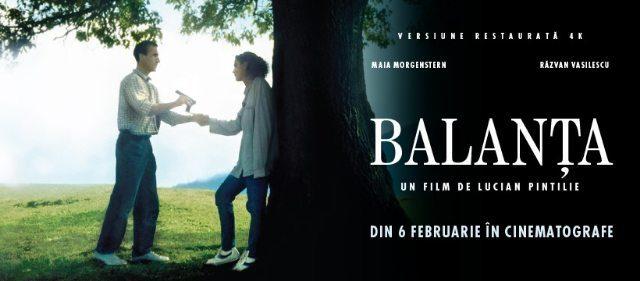 """Balanța"" - 4k la Cinefeel Brăila"