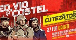 Teo, Vio și Costel - Cutezătorii