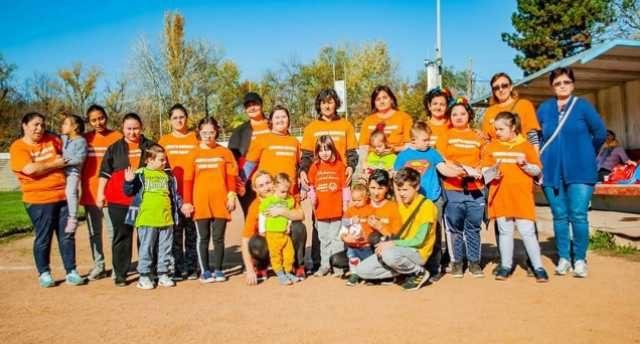 Ultramaraton copiii sindromul Down
