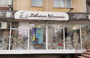 Librăria Donaris Galați vă pregătește cărțile dorite și oferă livrare acasă