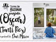 """Premiera """"Oscar și Tanti Roz"""" va putea fi urmărită de acasă!"""